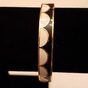 Kate spade All the Trimmings Bangle Gold tone